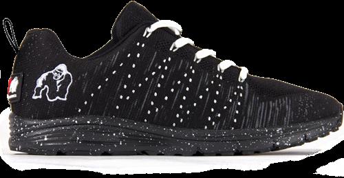 aa879ffa Brooklyn knitted sneakers - Black/White - US MEN 5 / WOMEN 6,5 / EU ...
